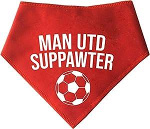 Spoilt Rotten Pets Bandana pour Chien ManU Motif Manchester United