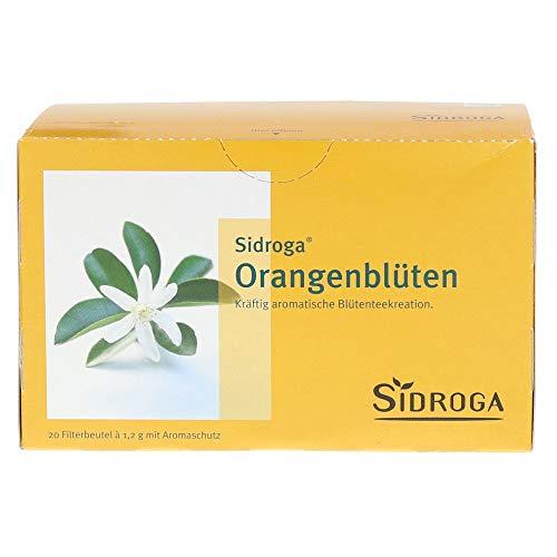 SIDROGA Orangenblütentee Filterbeutel 20 Stück