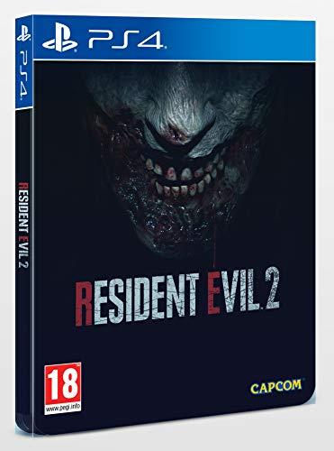 PS4 - Resident Evil 2 - Steelbook Edition - [PAL EU]