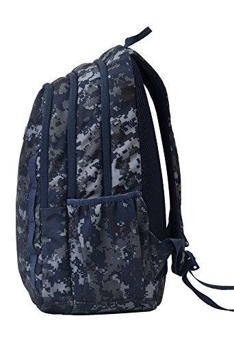 F Gear Raider 30 Liter Backpack with Rain Cover (.Marpat Navy Digital Camo)