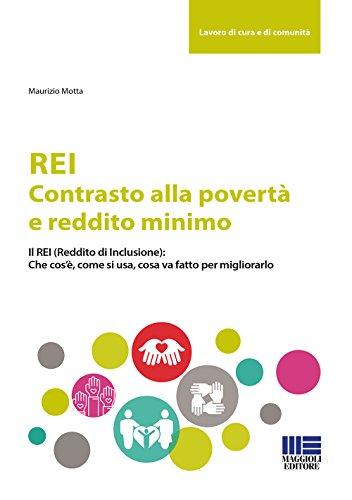 REI. Contrasto alla povertà e reddito minimo