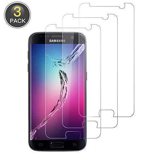 Wiestoung Cristal Templado Samsung Galaxy S7, Protector de Pantalla Galaxy...