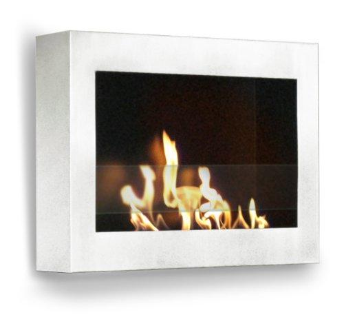Anywhere Fireplace SoHo Wall Mount Fireplaces (White)