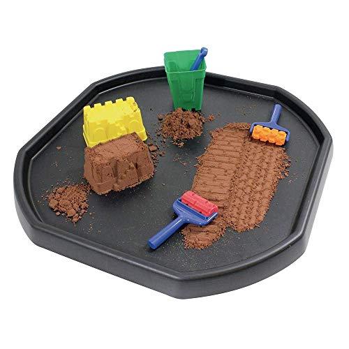 Classmates Large Black Tuff Spot Children's Messy Play Tray