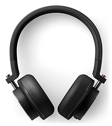 Onkyo H500BTB Hi-Res - Auriculares Inalámbricos Bluetooth de Diadema (controladores de 44 mm, panel táctil integrado, NFC), negro
