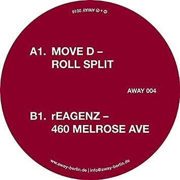 Roll Split / 460 Melrose Ave