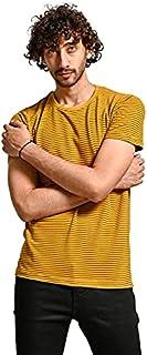 ll'alexadro Men's T-shirts striped