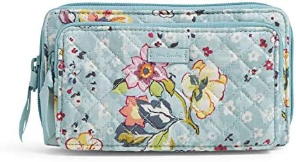 Vera Bradley Signature Cotton Deluxe All Together Crossbody Purse with RFID Protection Floating product image