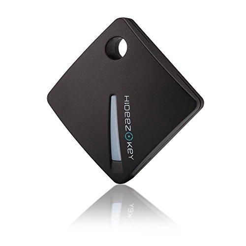 Hideez Key: Bluetooth Password Manager & Vault, Universal Security Key & RFID Token - Matte Black