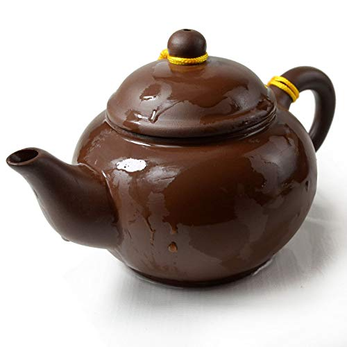 Yxhupot Teapot 8oz Chinese Yixing Zisha Tea Standard Level Style Pots