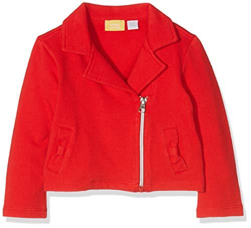 Chicco Cardigan Chaqueta Punto, Rojo (Rosso Chiaro 071), 86 (Talla del Fabricante: 086) para Bebés