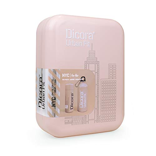 Dicora Urban Fit® BOX EDT NYC 100ML + Sport Bottle 500ML