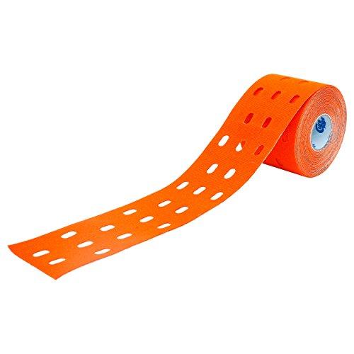 Cure Kinesio Tape Original Kinesiology, 5 cm x 5 m, orange (1 x 1 Stück)