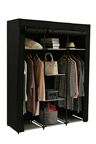 Our #7 Pick is the Jeroal Portable Closet and Organizer