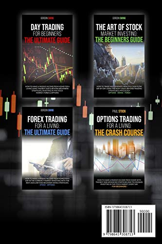 41AqXdBIDyL - Trading: This Book Includes: The Art Of Stock Market Investing For Beginners + Day Trading + Forex For A Living + Options. The Ultimate Collection To ... Passive Income From Home & Generate Cash Flow