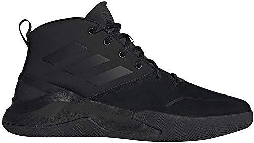 Adidas OWNTHEGAME, Zapatillas Baloncesto Hombre, Negro (Core