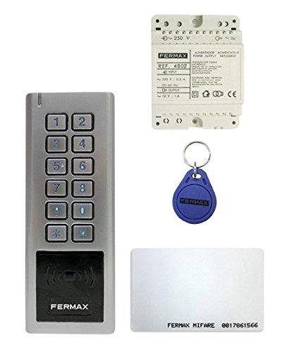 Kit Memokey Resistant para Control De Acceso por Pin O Proximidad