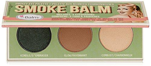 Paleta de Sombras Smoke Balm 2 - Glow, Kindle, Combust - THE BALM