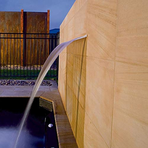 Fluidra 45205-Cascata Silkflow, 30cm