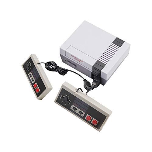 Classic Mini Retro Game Console, Handheld Controllers, Built-in 620 Classic Games