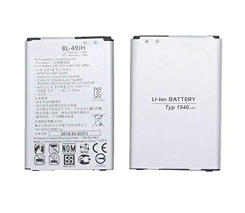 Batería Original BL-49JH para LG K4 K120E 1940 mAh