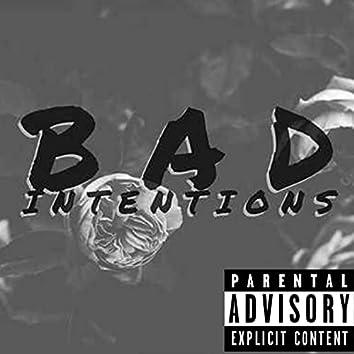 B.A.D Intentions