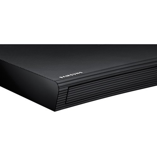 Samsung Blu-ray DVD Disc Player With Built-in Wi-Fi 1080p & Full HD Upconversion, Plays Blu-ray Discs, DVDs & CDs, Plus 6Ft High Speed HDMI Cable, Black Finish