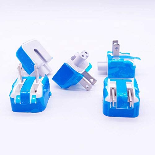 Wall Folding Plug Duck Head Adapter Tip Connector Compatible for Apple Mac iBook MacBook Pro product image