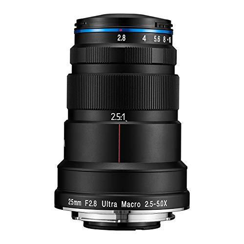 LAOWA 25mm f/2,8 Ultra Macro 2,5-5x f. Canon EF