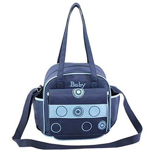 FHBDFJTWomen Schoudertas Mummy Maternityappy Bag Grote Capaciteit Baby Bagursing Schoudertas Reizen wandelwagen Designer,