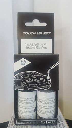 Mazda Original Lackstift (42S - Obsidiangrau Metallic)