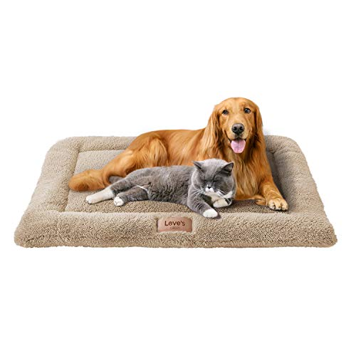 Dog Mattress-Ideal for Dog Crate Or Elevated Dog Bed $11.50 (50% OFF)
