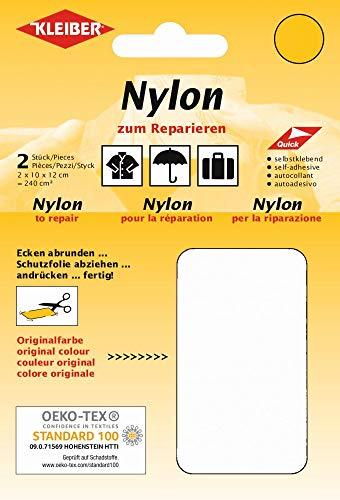 Kleiber + Co.GmbH nylon lappen, wit