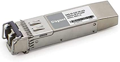 C2G Cisco ONS-SE-G2F-SX Compatible 1/2GBS Fiber Channel SW SFP Transceiver (MMF, 850nm, 550M, LC) TAA Compliant (ONS-SE-G2F-SX-LEG)