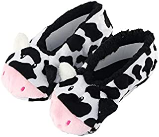 Image of Cute Cow Slippers for Women
