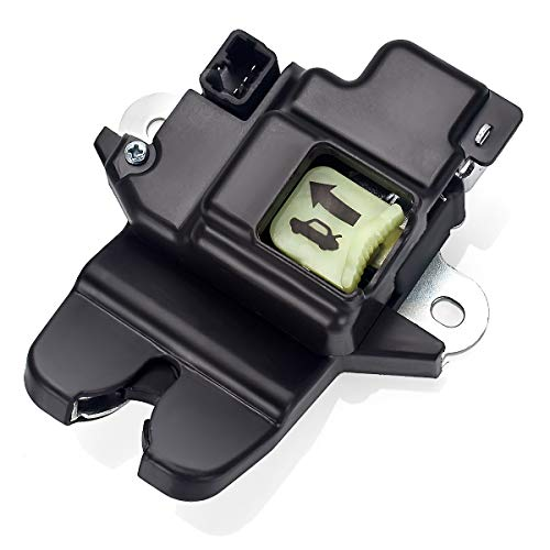 81230-3X010 Tailgate Latch Lock Actuator Motor Rear Trunk Lid Central Compatible with Hyundai Elantra 2011 2012 2013 2014 2015 2016 Trunk Tailgate Door Lock Latch Actuator Replaces 812303X010