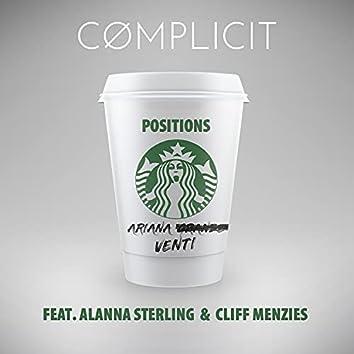 Positions (feat. Alanna Sterling & Cevilain)