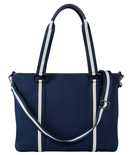 BfB Laptop Bag Women Handmade & Lightweight Custom Neoprene Shoulder Bag Tote