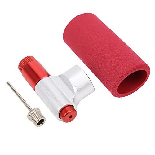 Cabezal de inflado Accesorios de bicicleta de alta calidad Universal, para Cabezal de inflado de neumáticos de bicicleta