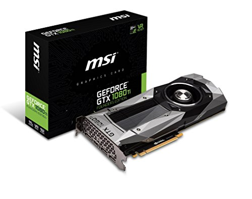 MSI GTX 1080 Ti Founders Edition Graphic Cards GTX 1080 Ti Founders Edition