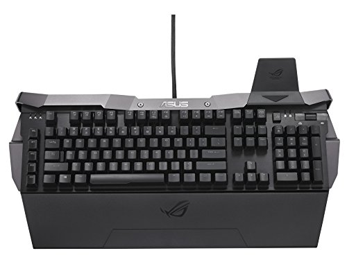 Asus ROG Horus GK2000 Mechanical Gaming Keyboard - Cherry MX Red Switches