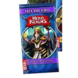 Hero Realms, sobre de personaje, hechicero