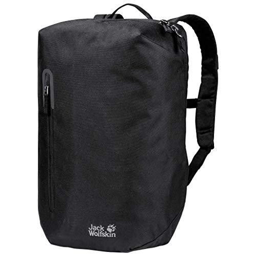 Jack Wolfskin Bondi Notebook Sac a Dos Daypacks Adulte Unisexe, Black, One Size