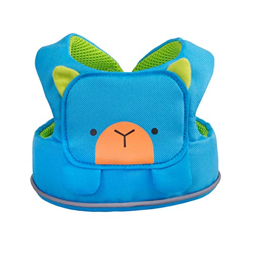 TRUNKI 0150-GB01 Toddlepak Gepäckgurt, blau
