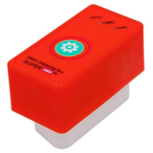 Noblik Auto Auto Stecker Und Laufwerk Nitroobd2 Super Obd2 Leistung Chip Tuning Box Für Roh ?l Auto
