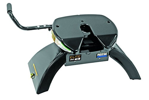 Reese 30142 Elite Series 18K (Pre-Assembled) & 90 Degree Fifth Wheel Adapter Harness