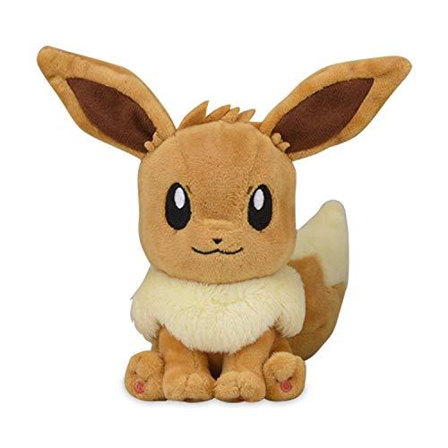 Eevee Plüsch #133 Pokémon Fit Gotta Catch 'Em All!