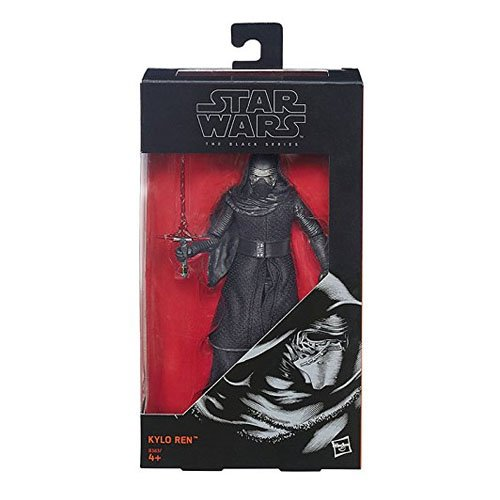 SW Other Star Wars-B3835 Black Series Figuras 15 Cm, Color Beige, Negro (Hasbro B3834EU0) , Color/Modelo Surtido