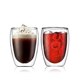 BODUM ボダム PAVINA パヴィーナ ダブルウォール グラス 350ml 2個セット 【正規品】 4559-10J