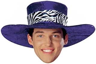 Rubie's Costume Co Purple Pimp Hat - Big Poppa